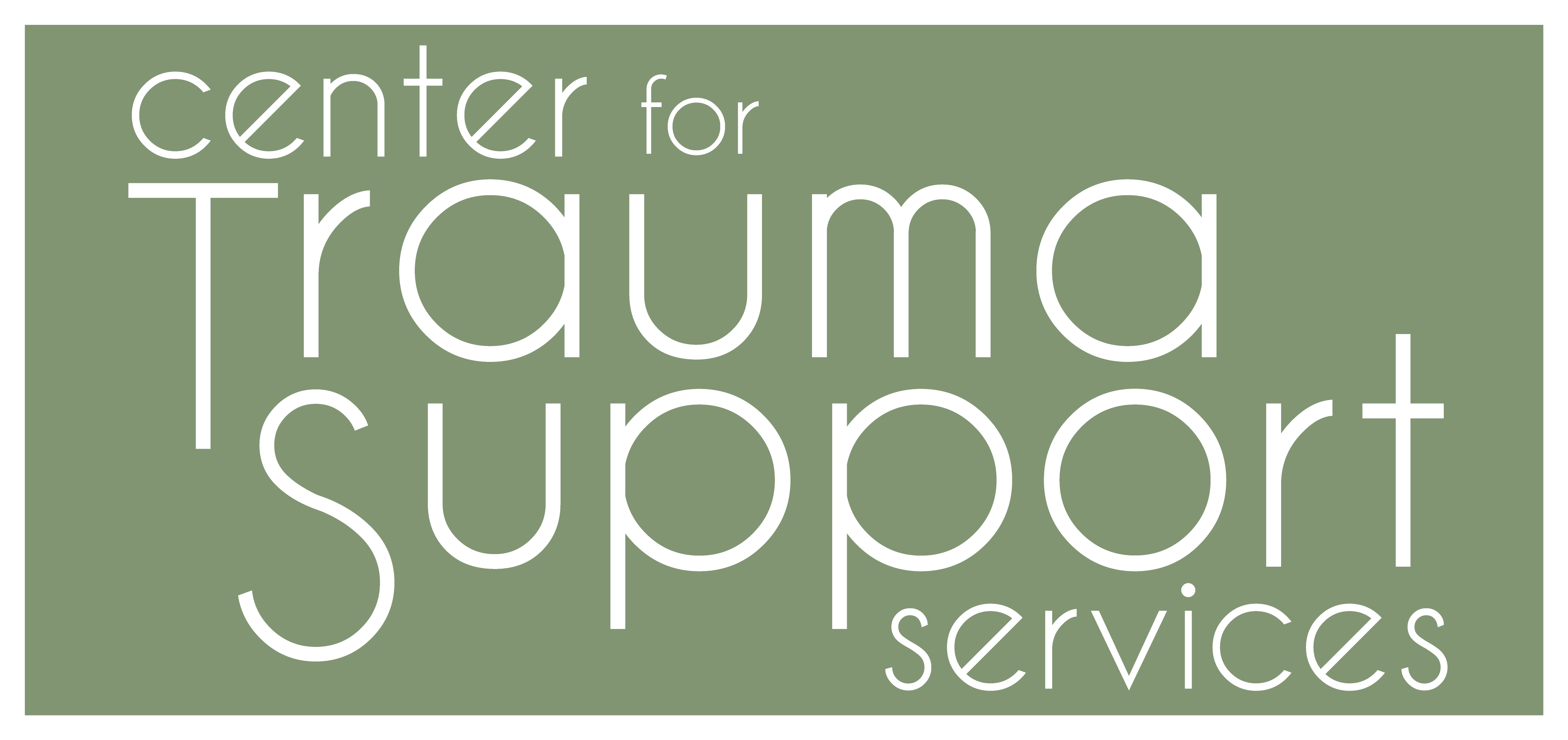 The Center for Trauma Support Services